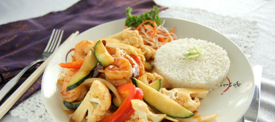 Crevettes De Phuket