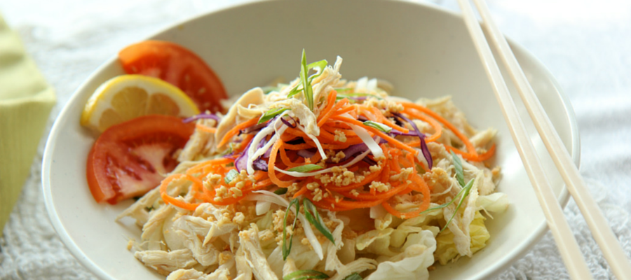 Salade à la Cambodgienne