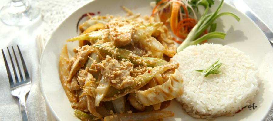 Poulet Khmer
